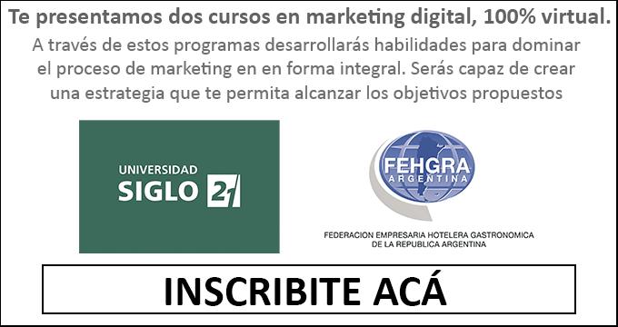 Programa especial para FEHGRA ARGENTINA