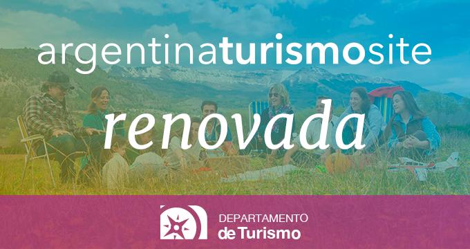 Argentina Turismo Site