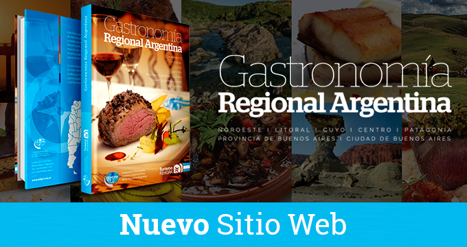 Libro de la Gastronomía Regional Argentina